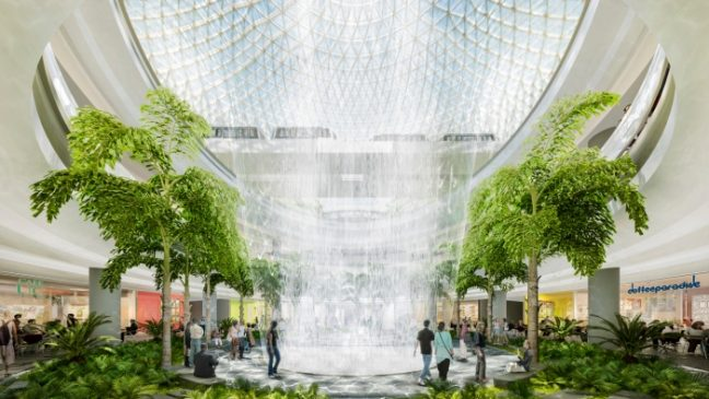 Jewel Changi Airport to open in 2019
