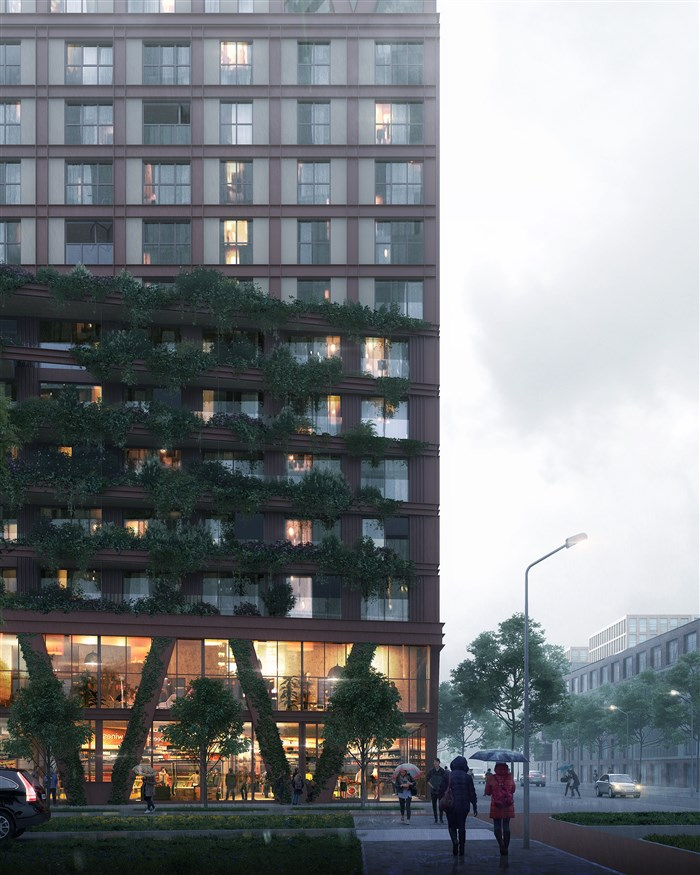Binck Blocks - The Hague