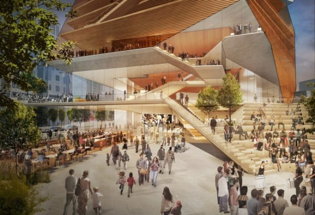 London Centre for Music by Diller Scofidio+Renfro