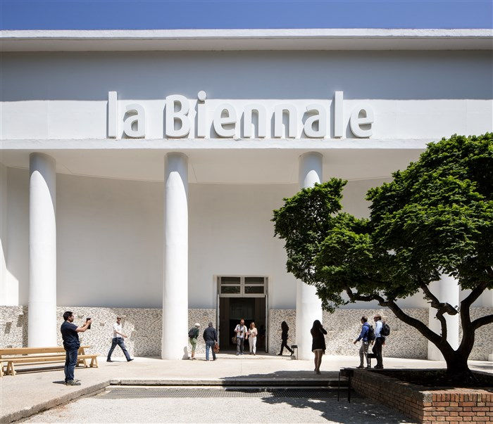 """VENICE BIENNALE ARTE 2019 - """"MAY YOU LIVE IN INTERESTING TIMES"""""""