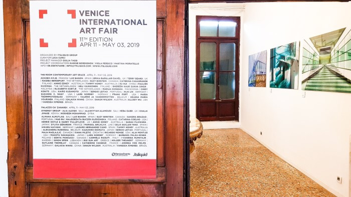 Feedback release: Venice International Art Fair 2019