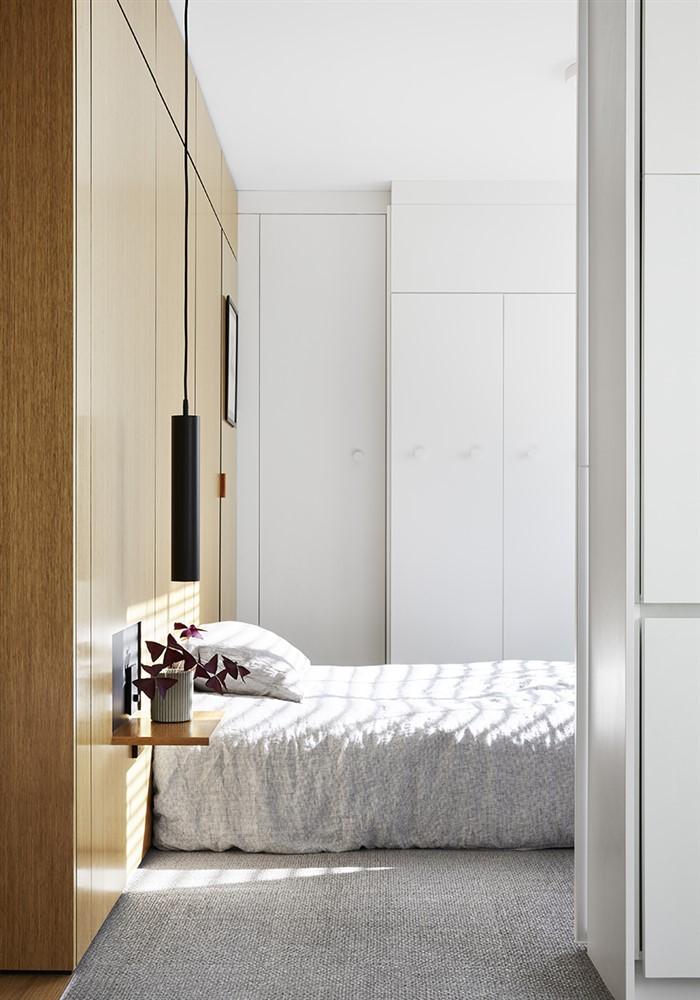 Type Street Apartment by Tsai Design