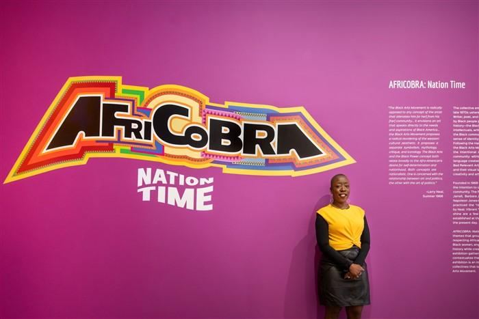 AFRICOBRA: Nation Time