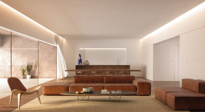 Belvedere House by Balzar Arqitectos