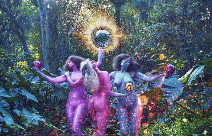 David LaChapelle - Act of Nature