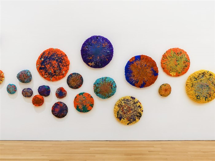 Sheila Hicks - Campo Abierto (Open Field)