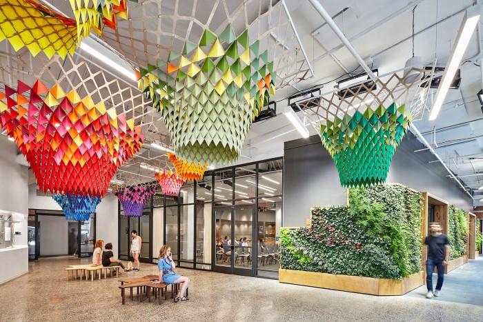 Etsy HQ by Gensler