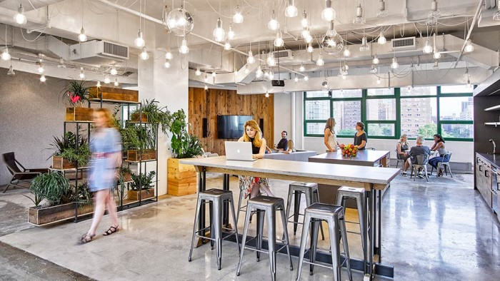 Etsy HQ by Gensler