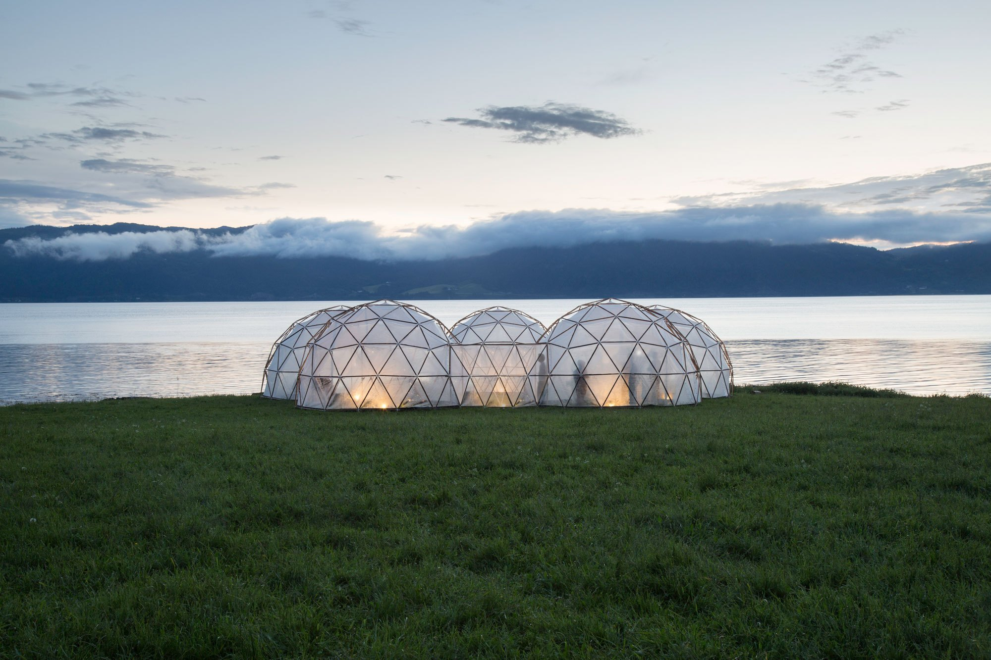 Pollution Pods by Micheal Pinsky
