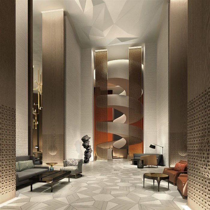 Yabu Pushelberg's Kuwait Hotel: An Oasis of Luxury