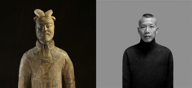 Terracotta Warriors & Cai Guo-Qiang