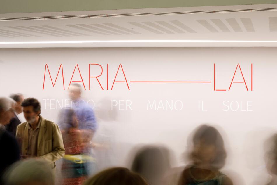 Maria Lai: Tenendo Per Mano Il Sole