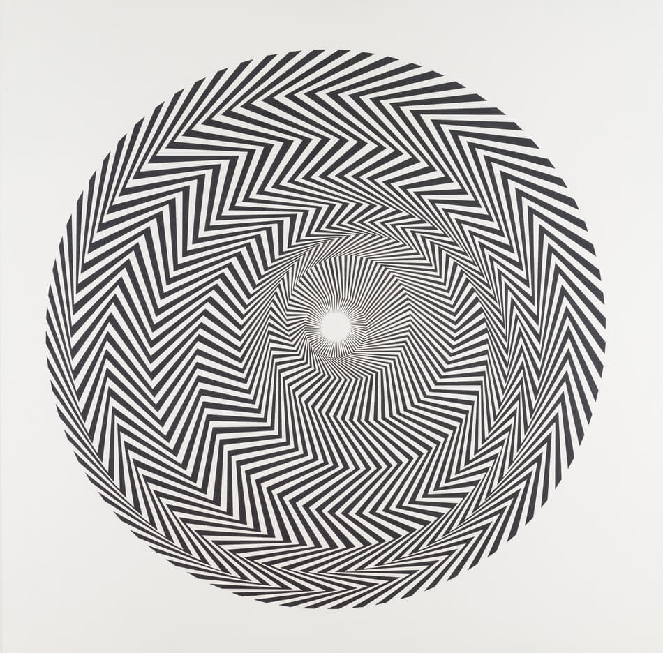 Bridget Riley Blaze02