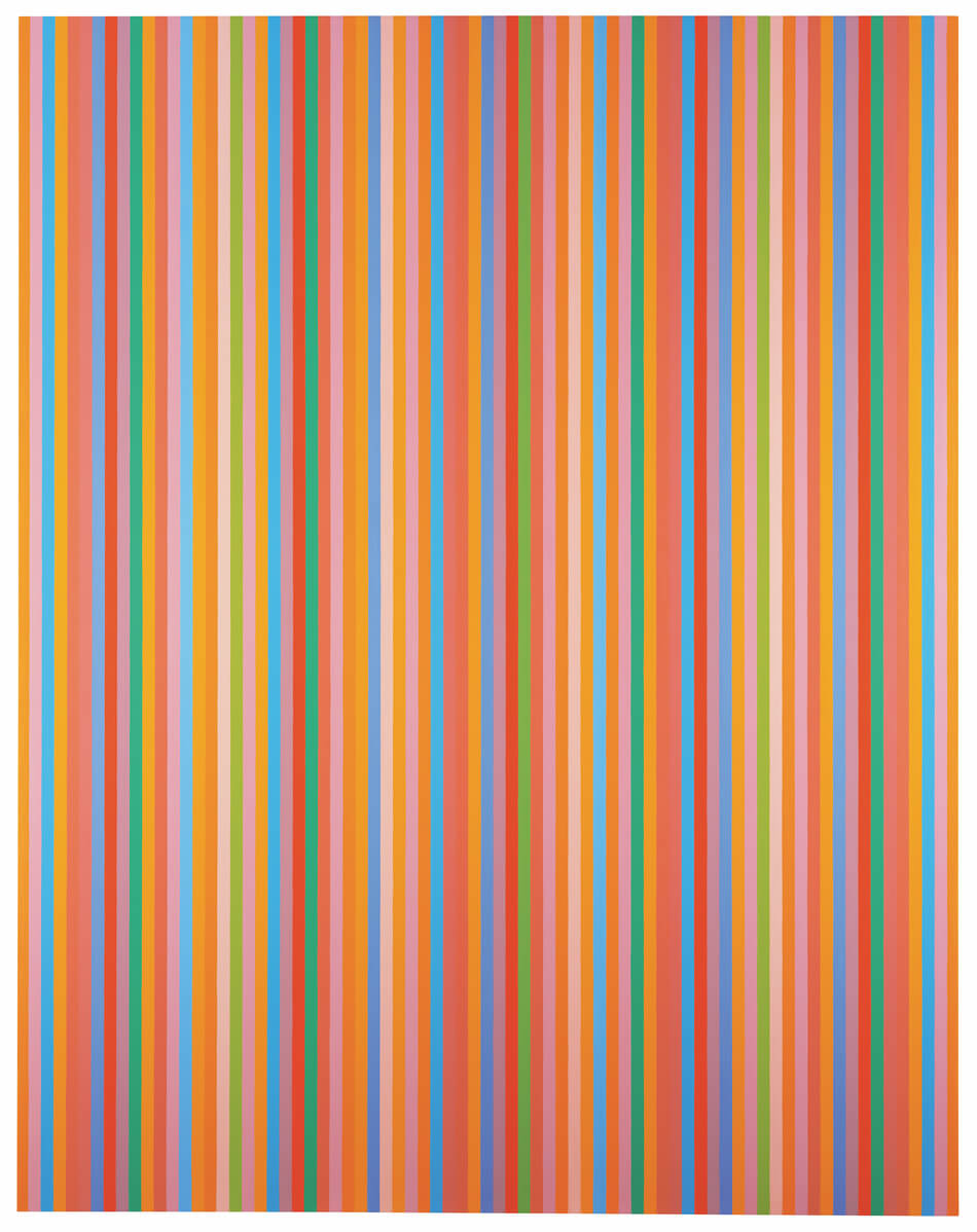 Bridget Riley Aria 06