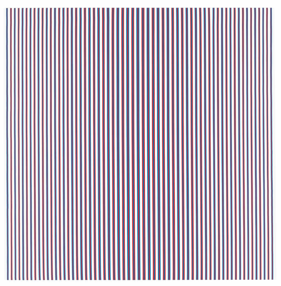 Bridget Riley Chant 013