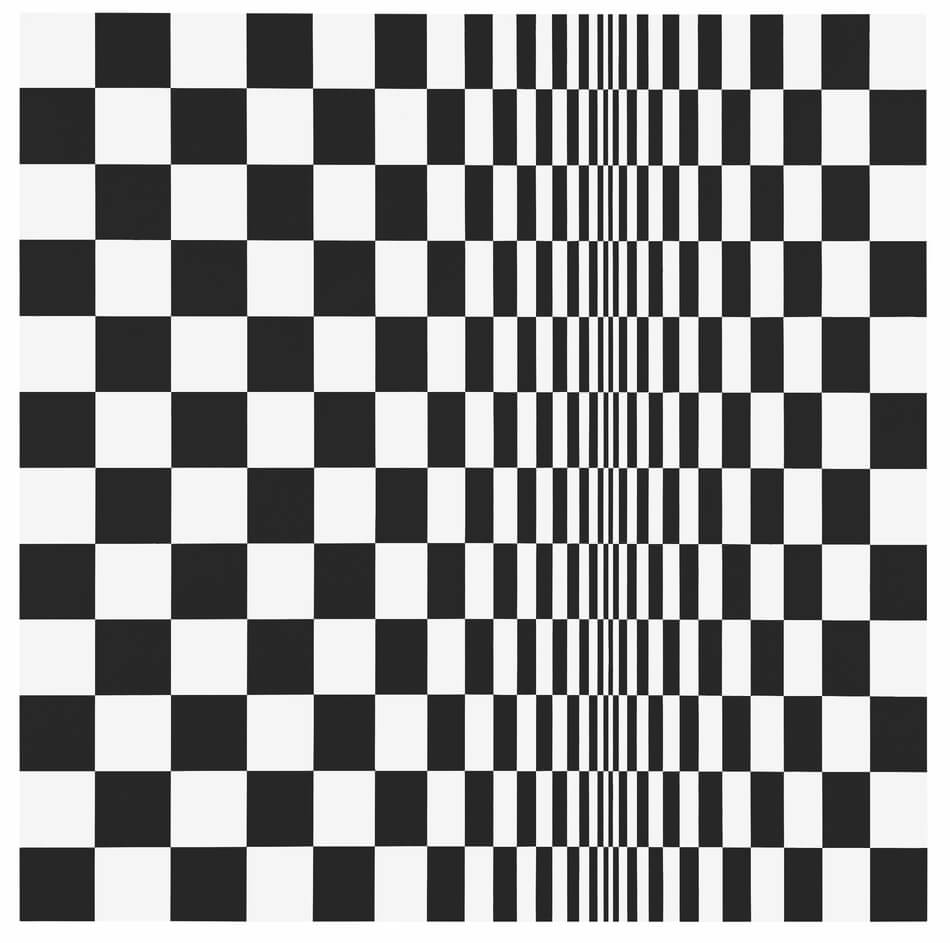 Bridget Riley Movement In Squares 08jpg