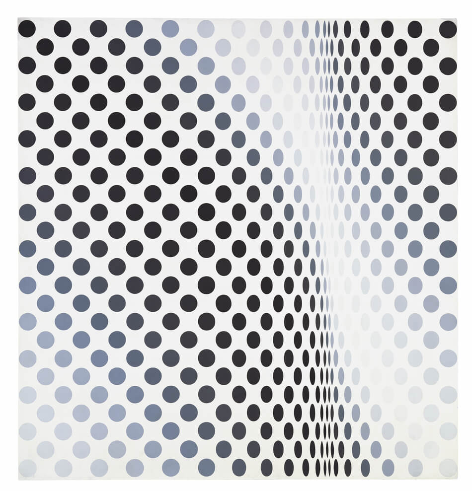 Bridget Riley Pause 012