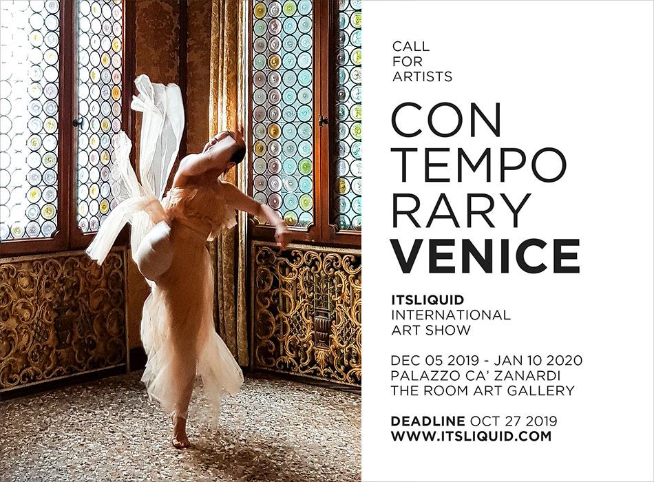 CALL FOR ARTISTS: CONTEMPORARY VENICE 2019
