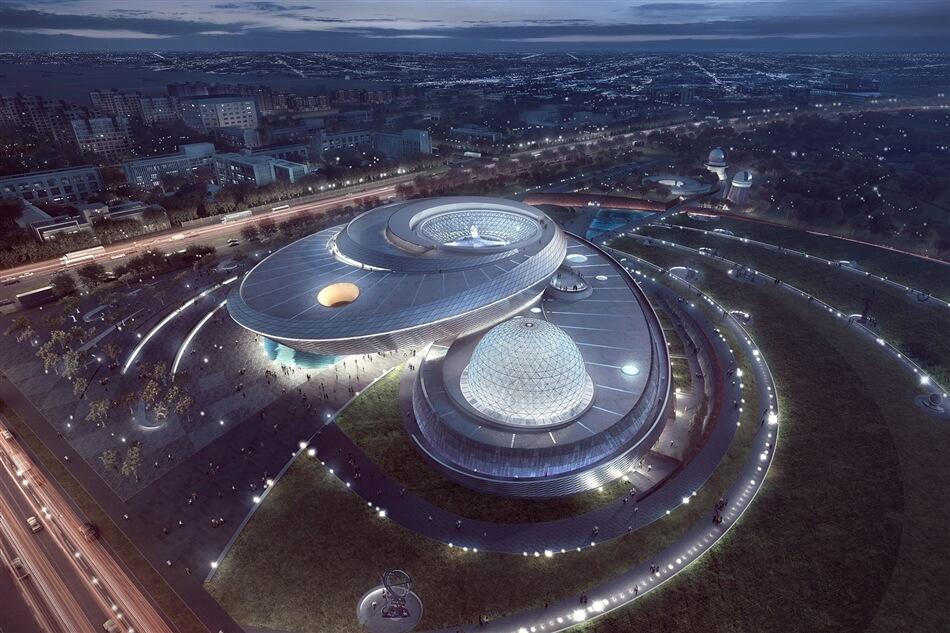 Shanghai Planetarium 001