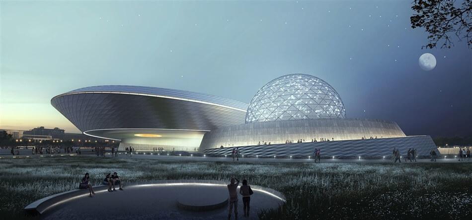Shanghai Planetarium 002