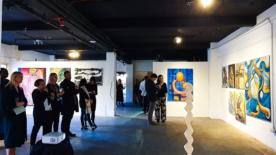 LONDON CONTEMPORARY International Art Fair