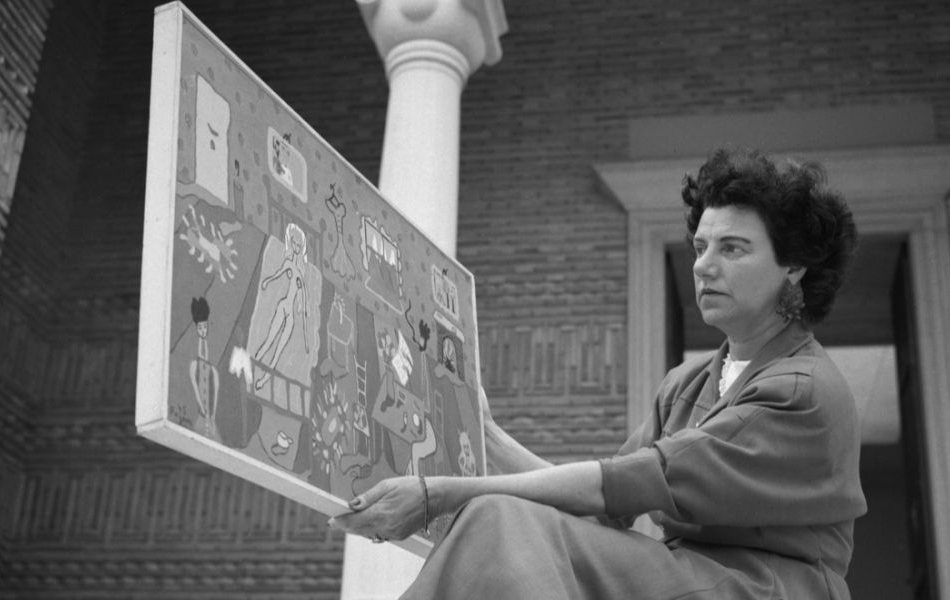 1948: The Biennale of Peggy Guggenheim