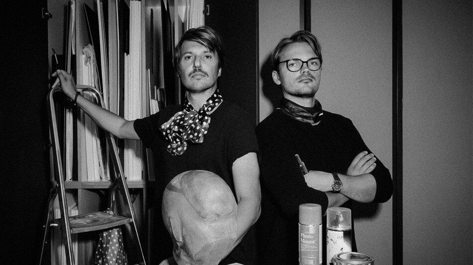 Interview: John Lunquist Coey & Fredrik Sundqvist