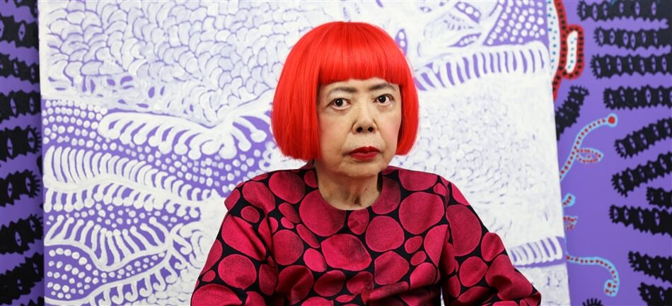 Yayoi Kusama: EVERYDAY I PRAY FOR LOVE