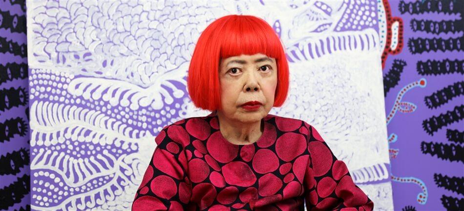 Yayoi Kusama: EVERYDAY I PRAY FOR LOVE