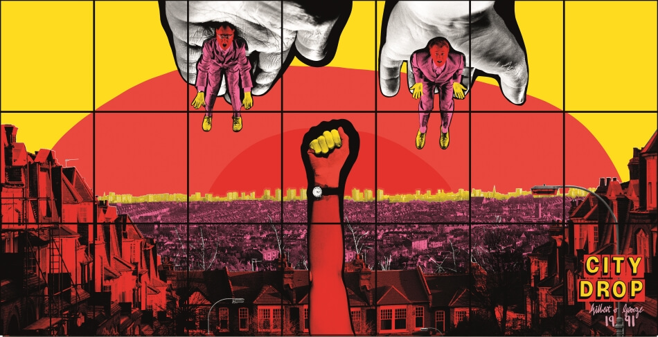 Gilbert & George: THE GREAT EXHIBITION, 1971-2016