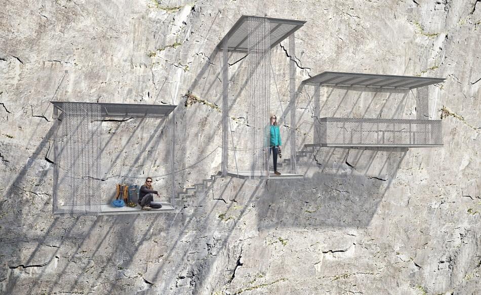 Christophe Benichou Architectures Balcons Verdon Balconies 01 1