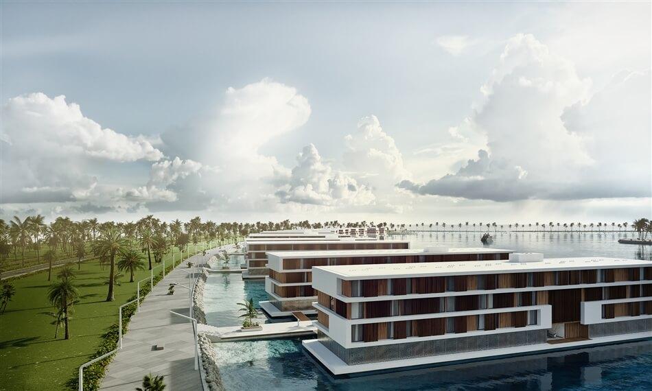 Floating Hotels ADMARES