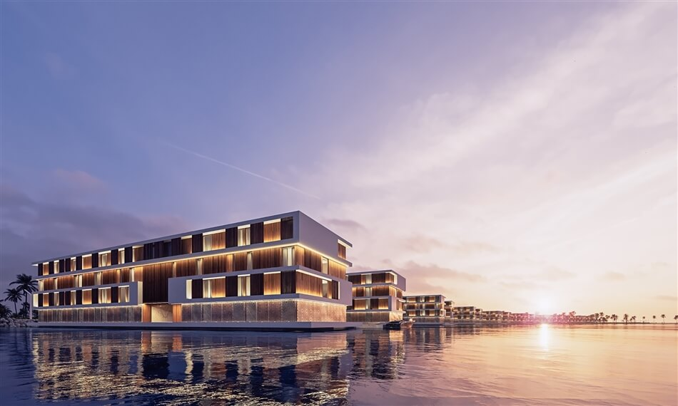 Floating Hotels ADMARES