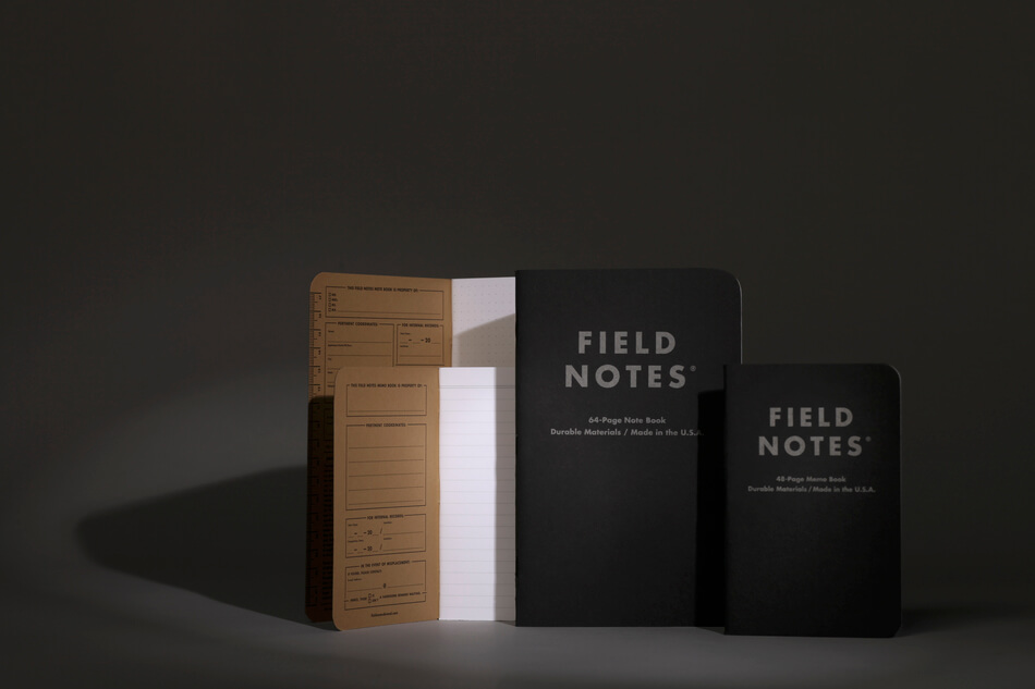 Field Notes 001