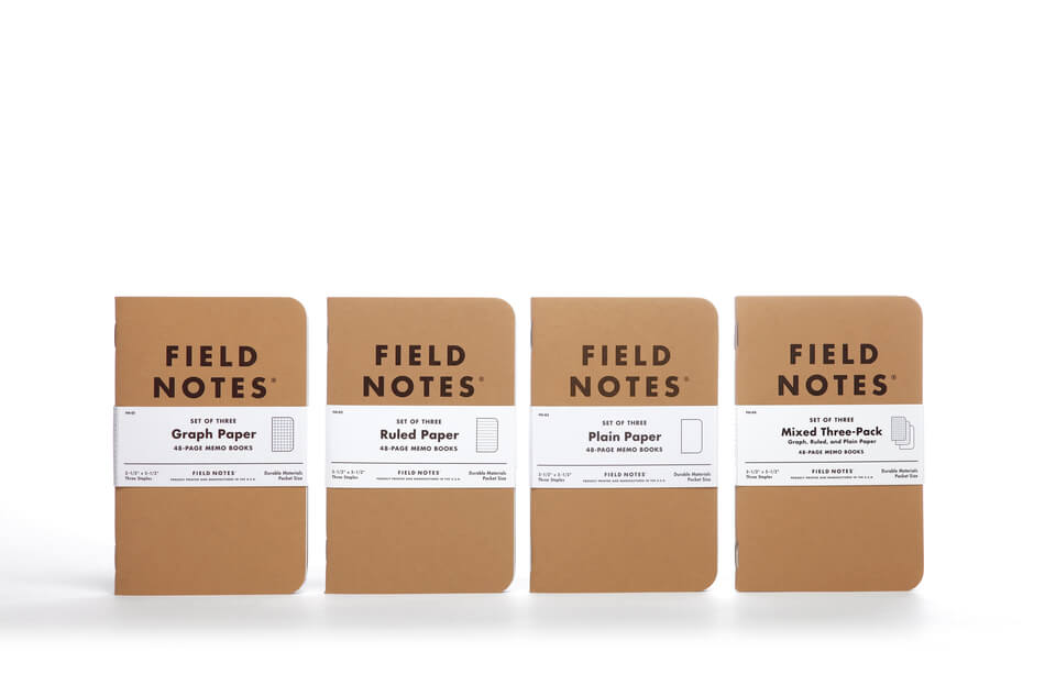 Field Notes 003