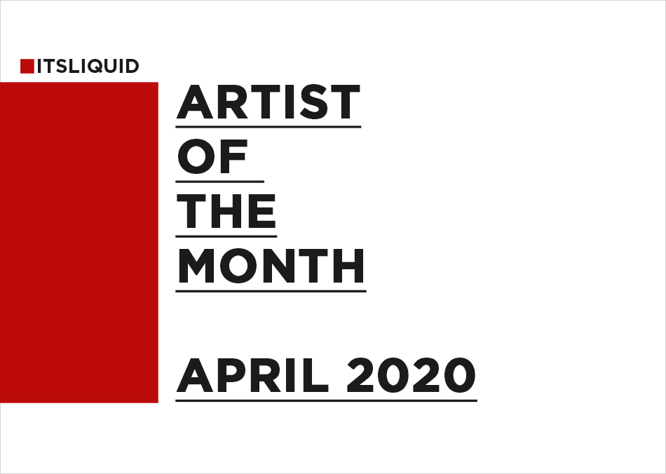 Artist Of The Month April2020