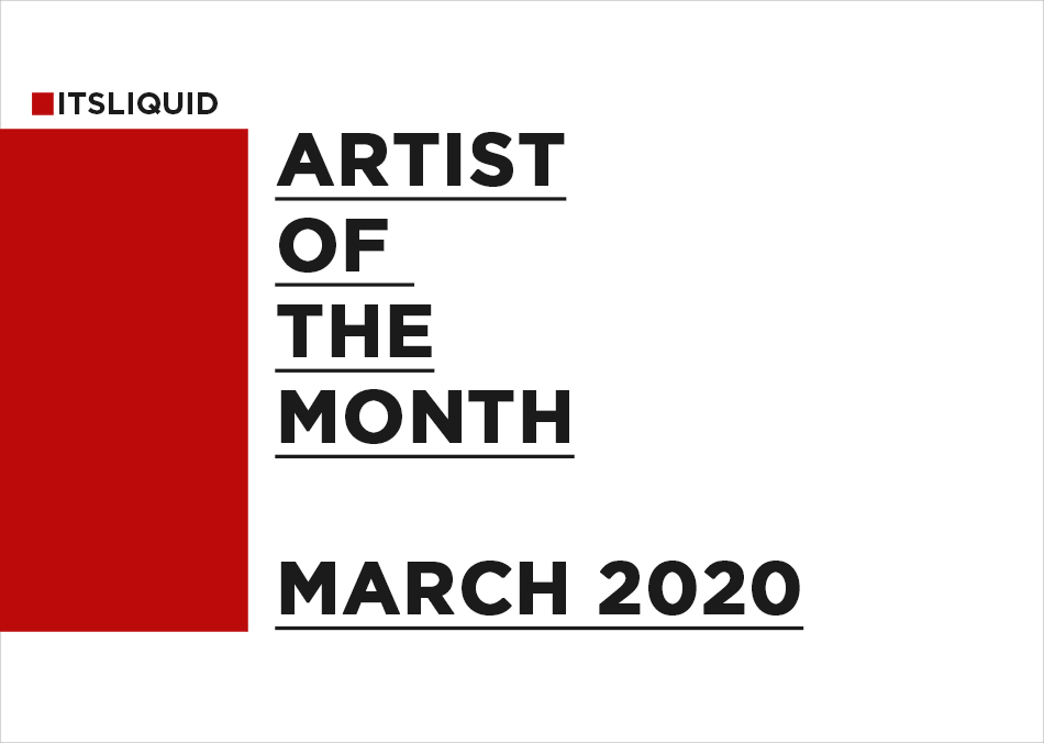 Artist Of The Month March2020