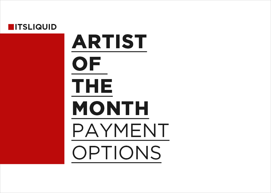 Artist Of The Month Payments Options 950px