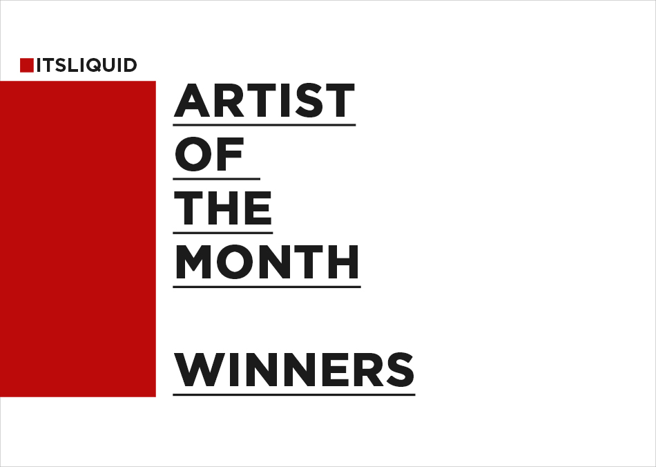 Artist Of The Month Winners