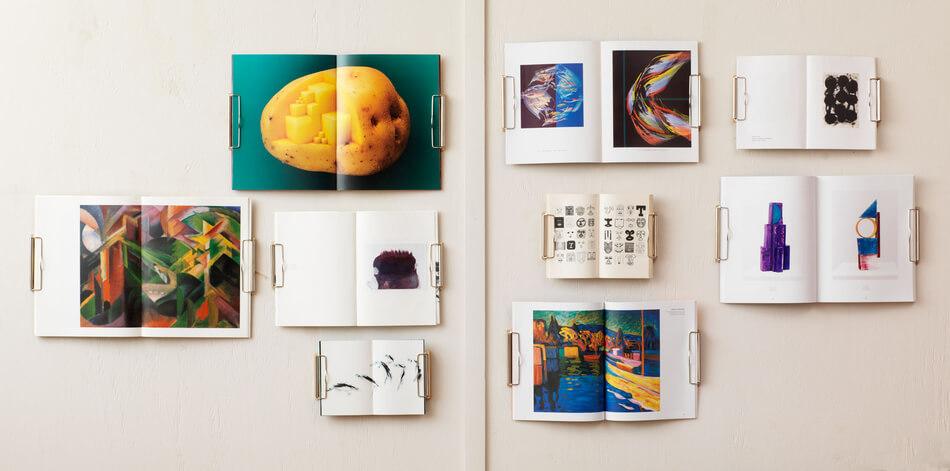 Magazine Wall Hanger 001