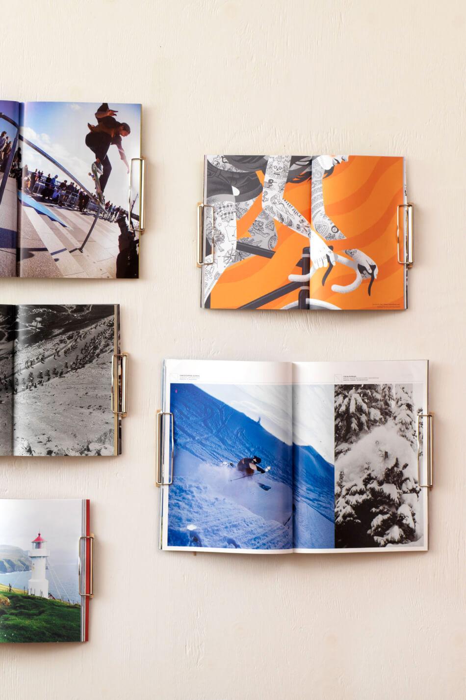 Magazine Wall Hanger 004