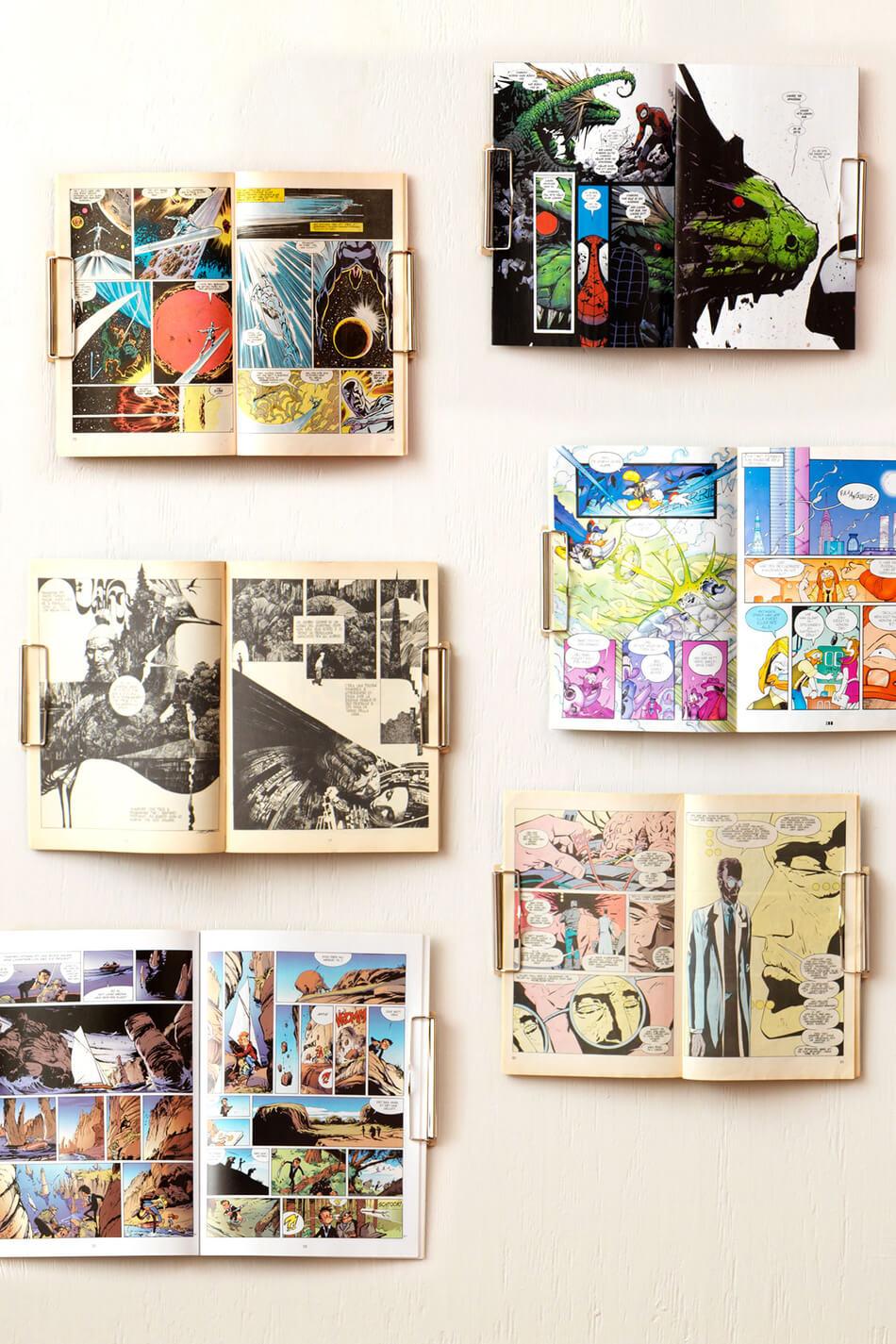 Magazine Wall Hanger 005