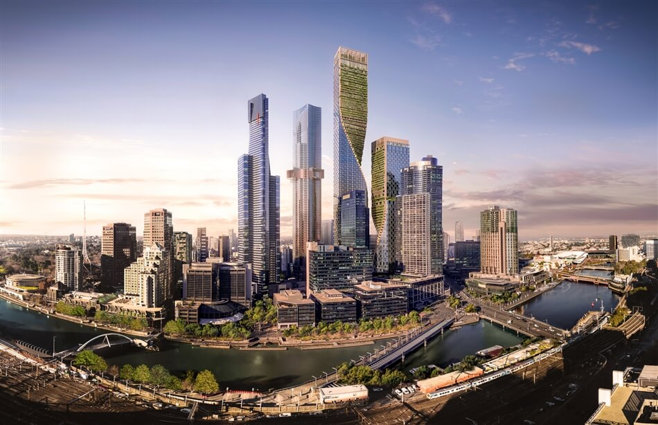 Southbank by Beulah Unstudio Project