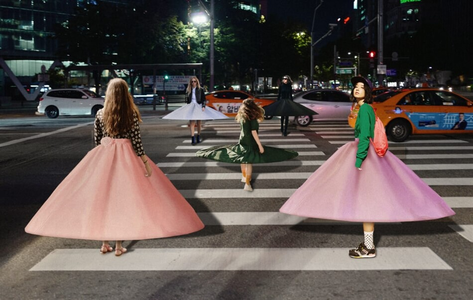The Petticoat Dress by mulitply
