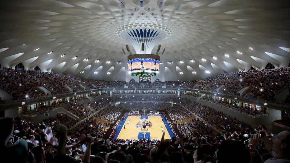 Mad Quzhou Sports Campus Sd 08