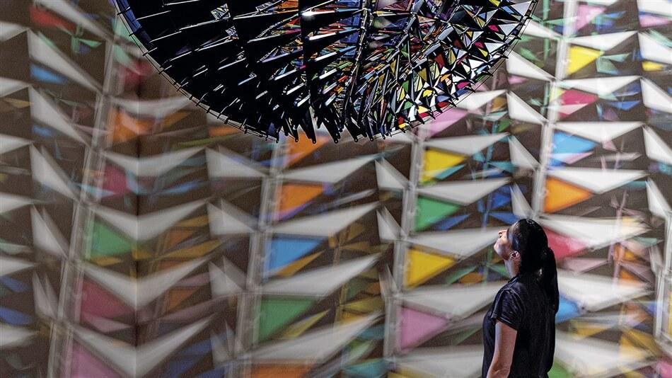 Olafur Eliasson at Guggenheim Bilbao