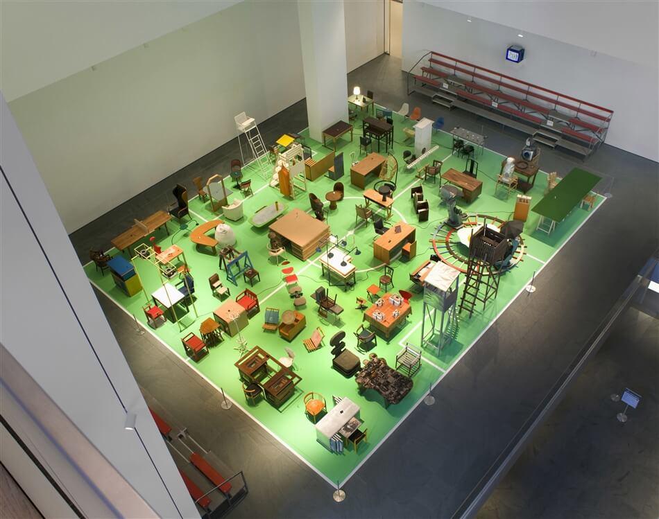 """Fondazione Prada - """"K"""""""