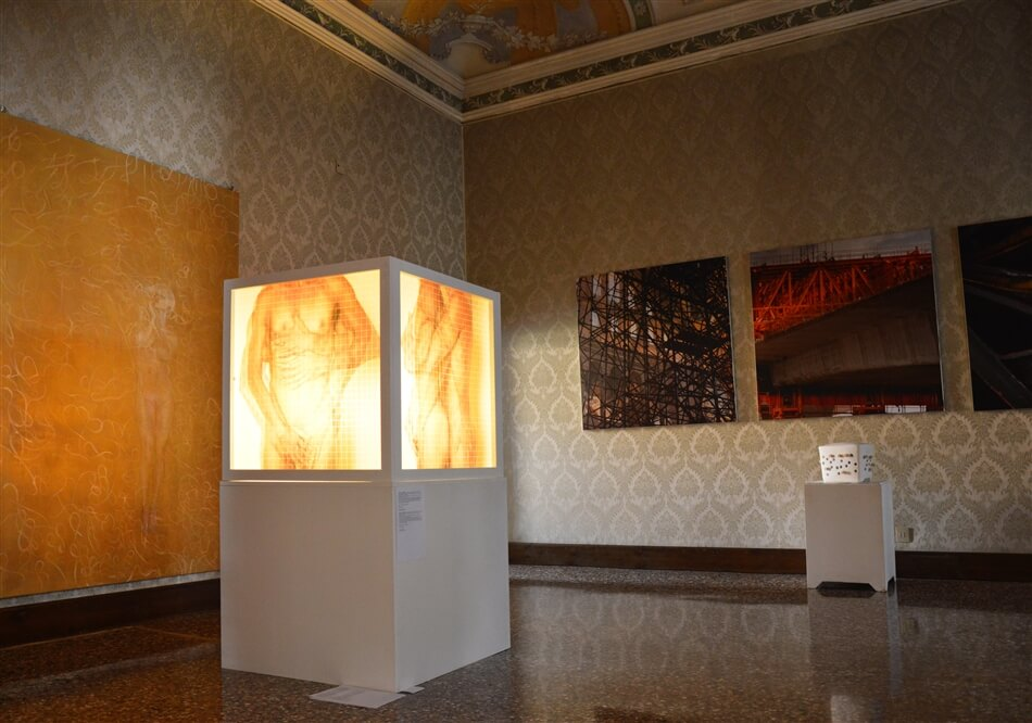 FUTURE IDENTITIES Exhibition, 2014