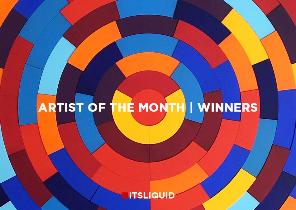 Artist Of The Month Winners July2020