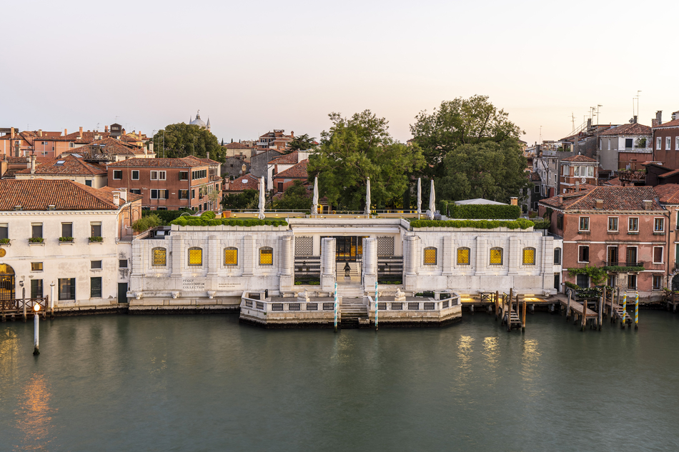 Together for the Peggy Guggenheim Collection
